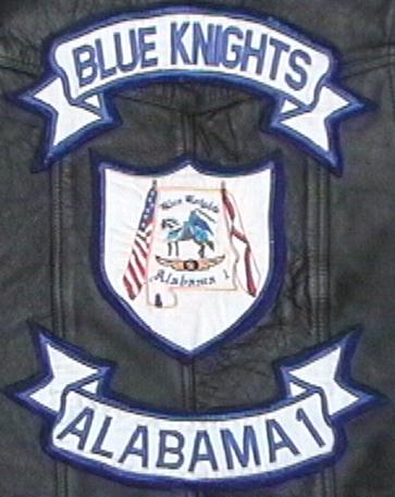 Alabama 1 Crest